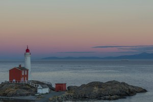 Fisgard Sunset