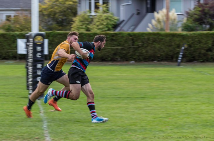 scoring play in Rugby